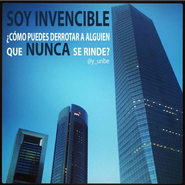 Soy Invencible - Yago Uribe