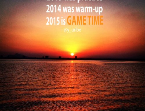 2015 is Game Time