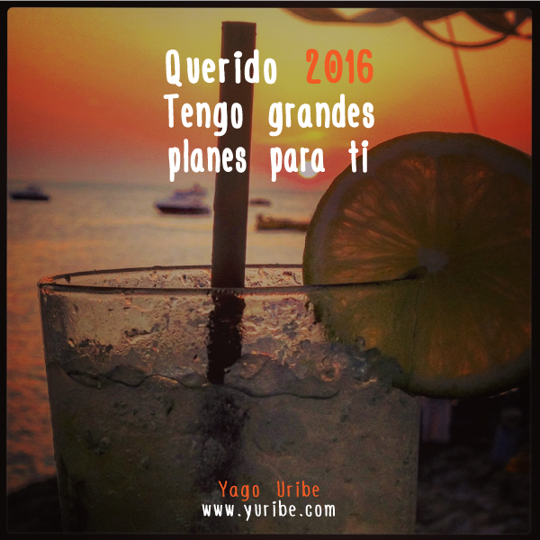 Querido 2016 - Yago Uribe