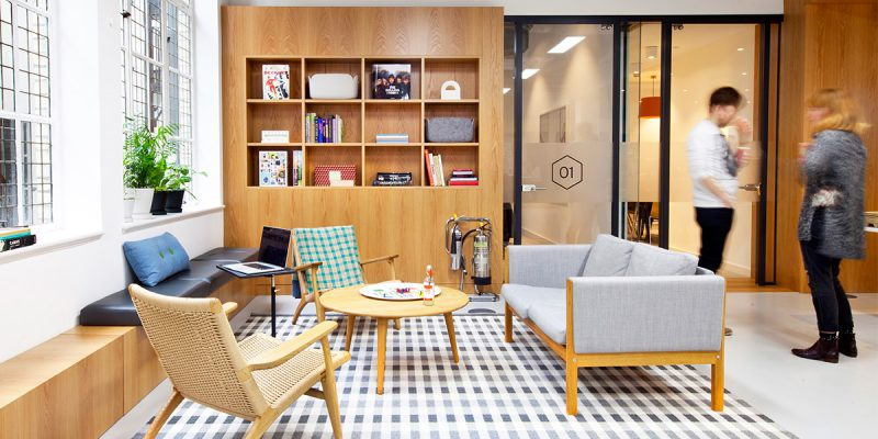 Coworking Spaces - Yago Uribe
