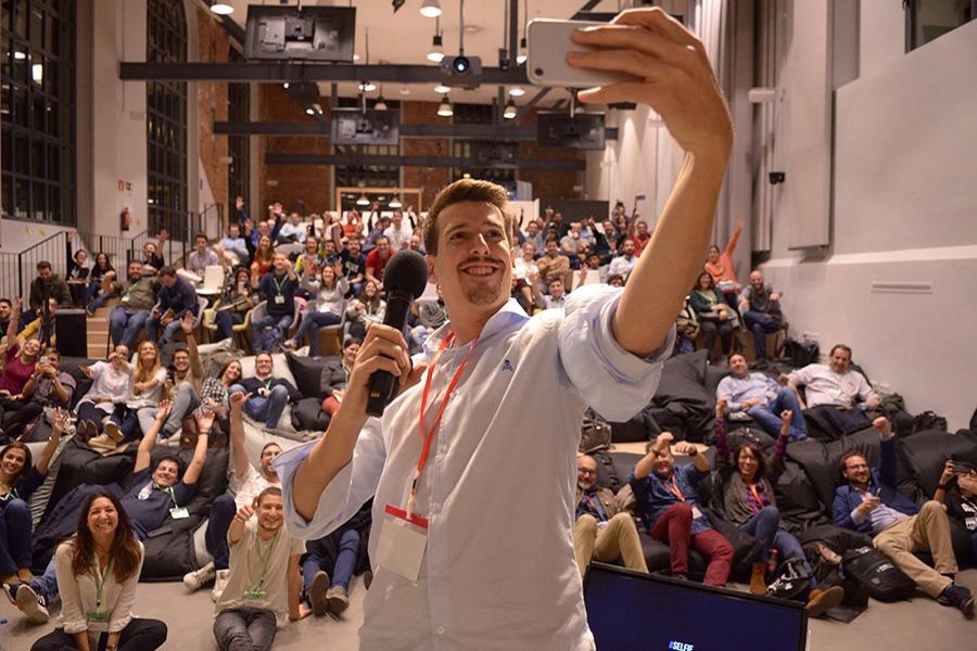 Startup Weekend Madrid - Yago Uribe