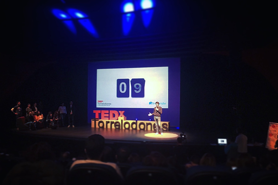 TEDx Torrelodones - Yago Uribe