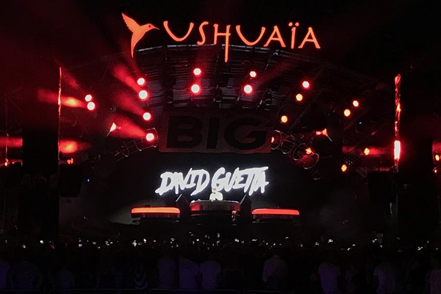 David Guetta en Ushuaïa - Yago Uribe
