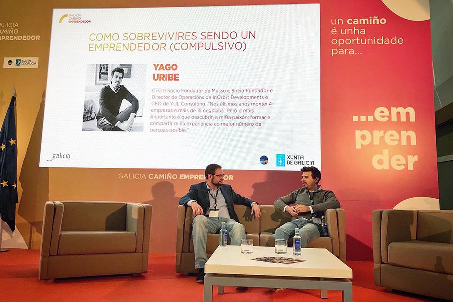 Galicia Camino Emprendedor - Yago Uribe