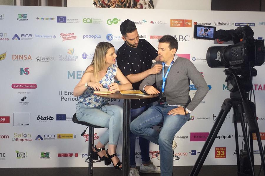 Media Startup Alcobendas - Yago Uribe