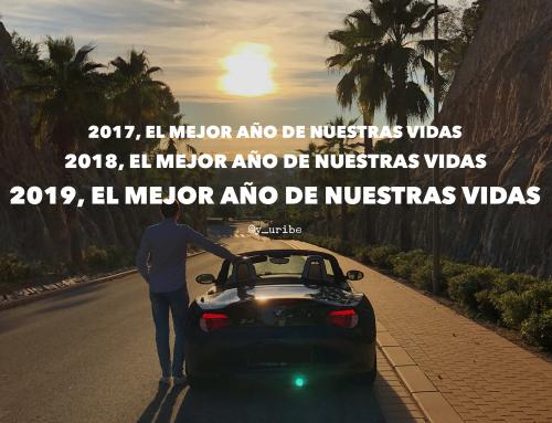 2019, el mejor año de nuestras vidas